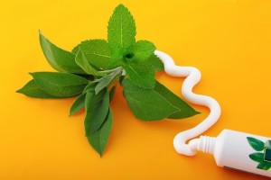 Mint can help keep your breath fresh.